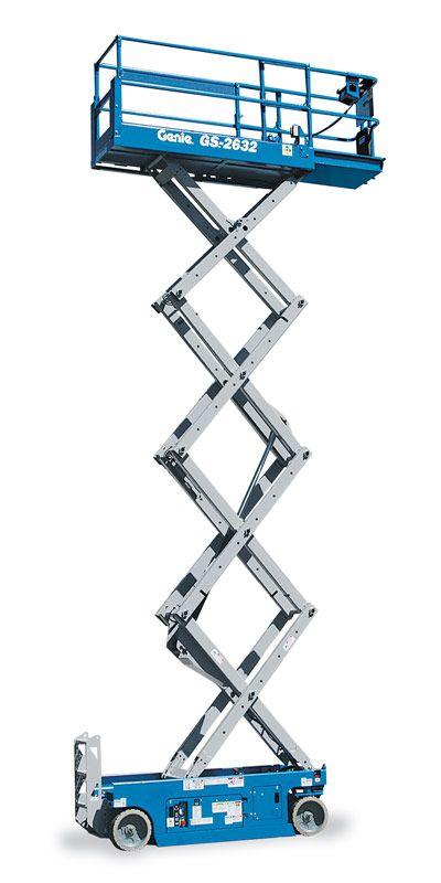 Genie GS2632 - Scissor lift 26'