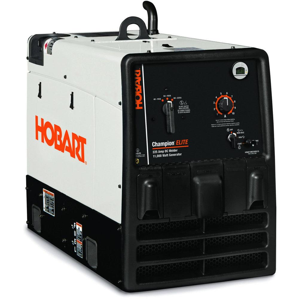 Hobart Champion Elite - Welder 225 amp-Generator