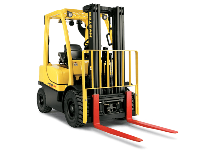 Hyster H50FT - Forklift 5,000 lbs