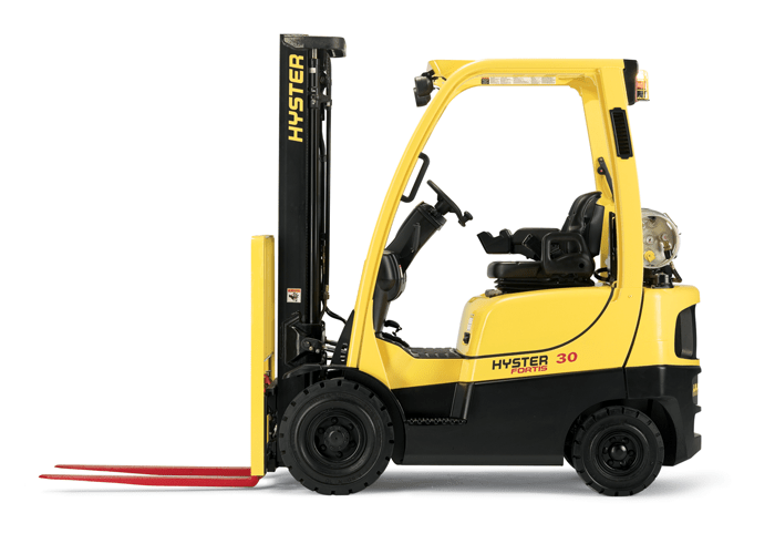Hyster H40FTS - Forklift 4,000 lbs