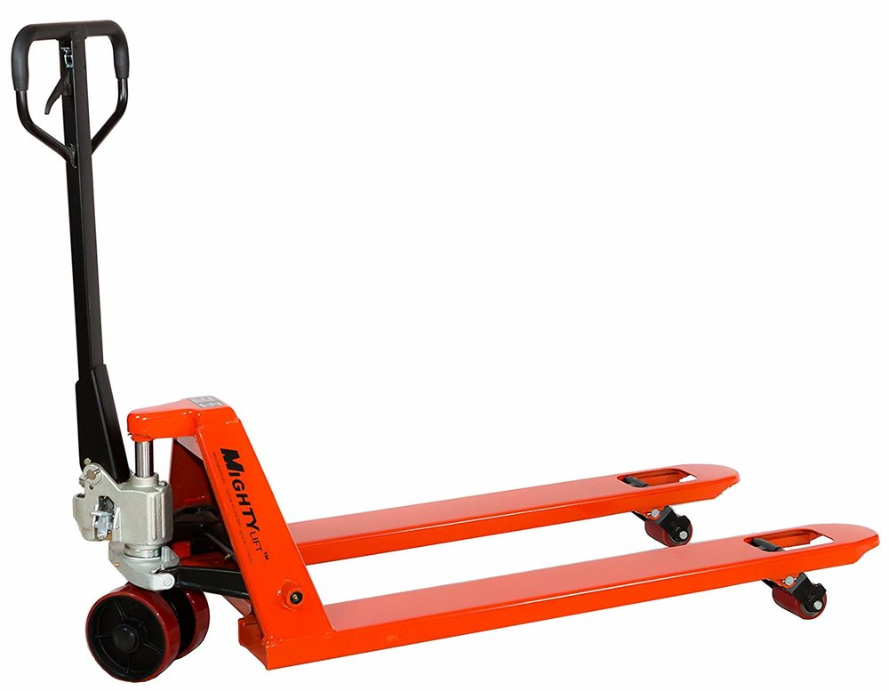Mighty Lift 5500 - Pallet Jack 27x48