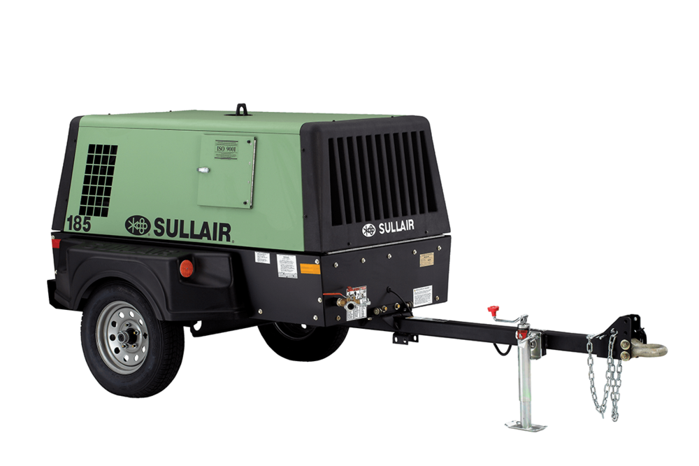 Sullair 185 CFM - 185CFM Air Compresor