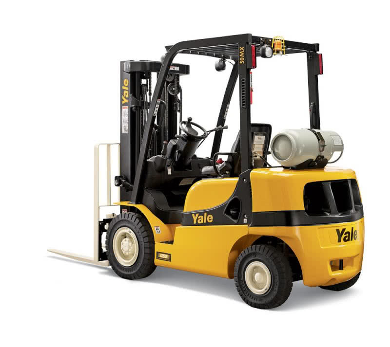 Yale GP050MXNEAE084 - Forklift 5,000 lbs.