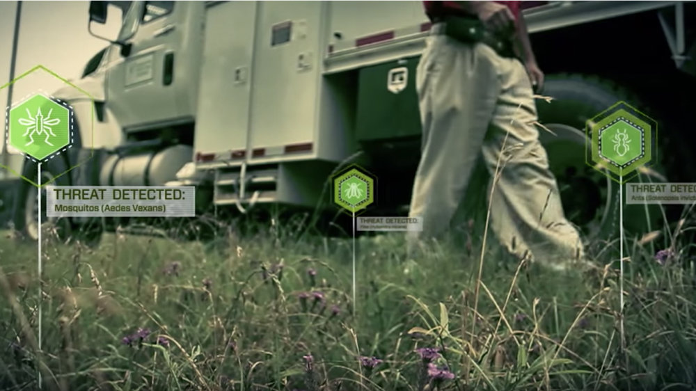 PERIMETER INSECT GUARD    Video Still