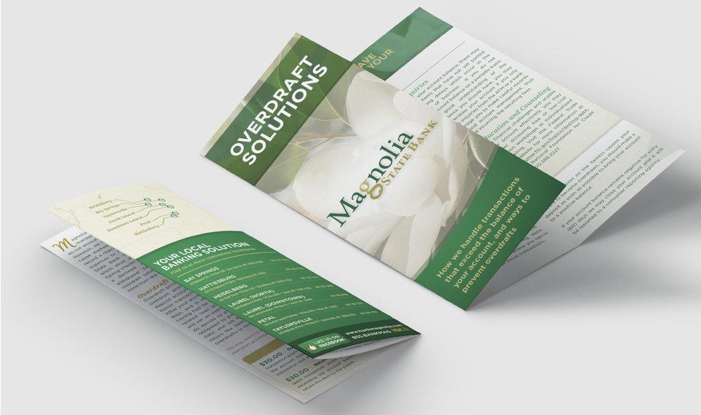 MAGNOLIA STATE BANK    Brochure Suite