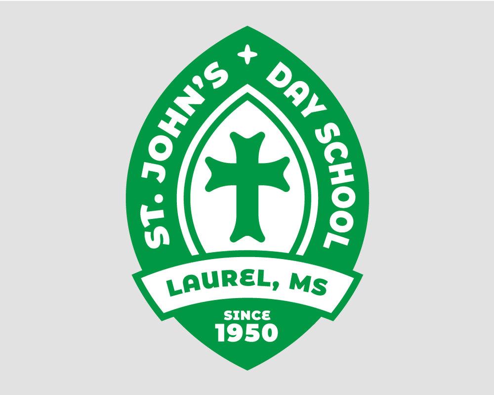 ST. JOHN'S DAY SCHOOL    Logo Seal