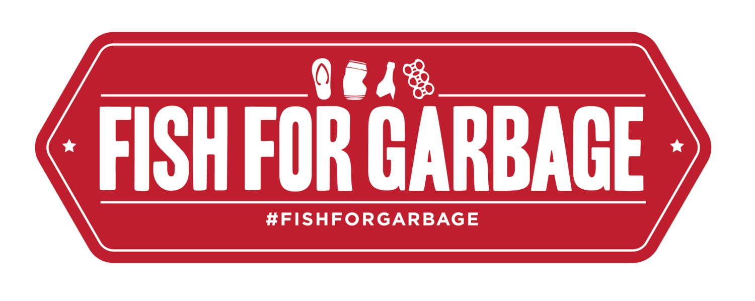 FISH FOR GARBAGE