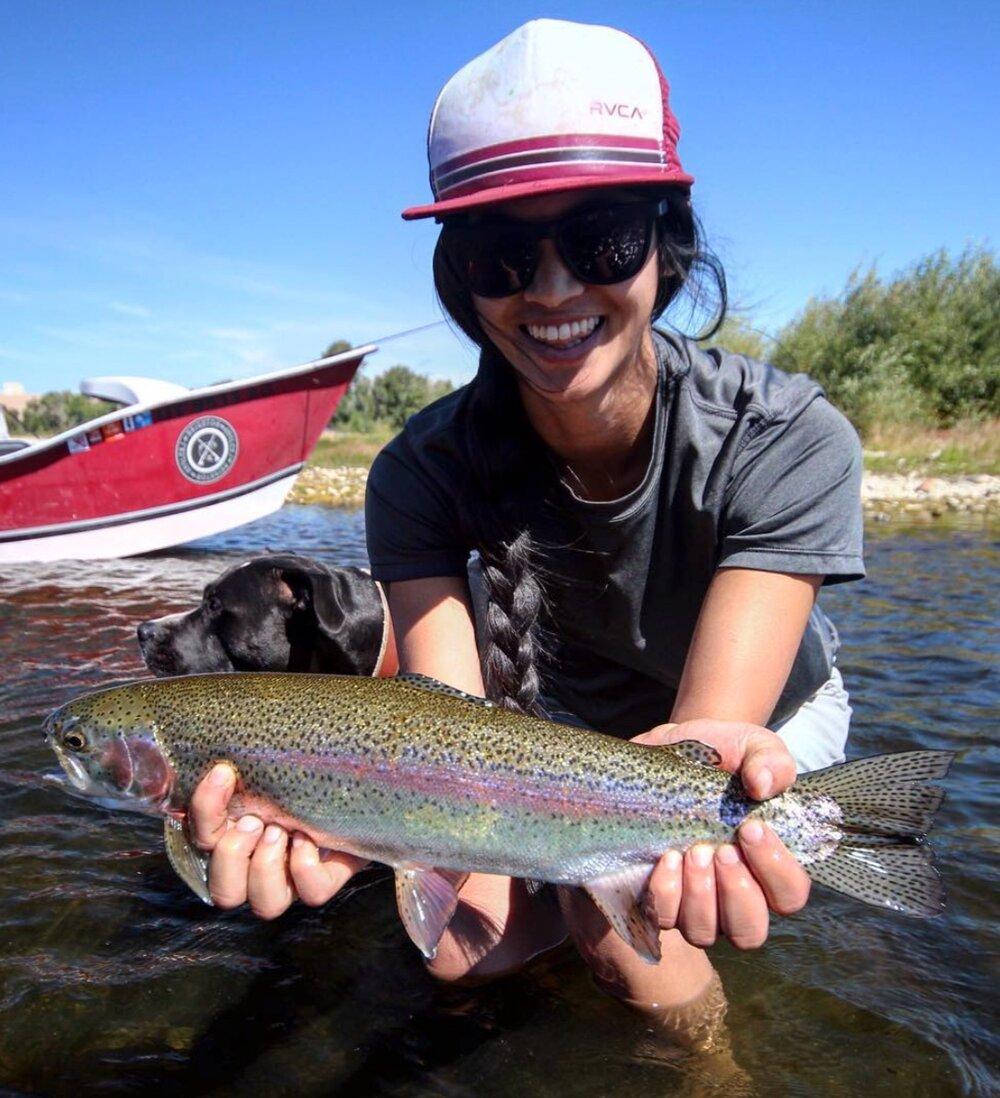 Lexi Fishing