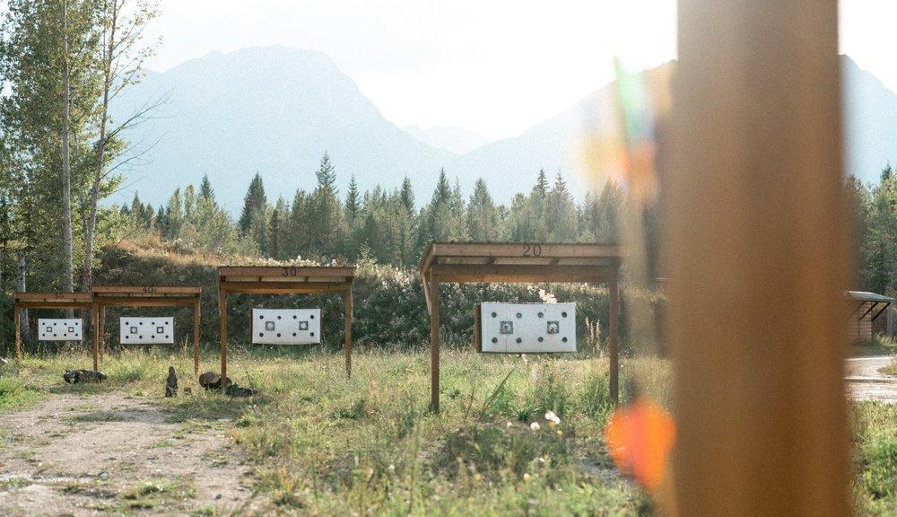 GoldenRod&GunClub-Archery Range