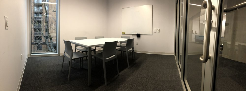 SEXTON CAMPUS STUDY ROOM BOOKING - Choose from one of our six study rooms today!