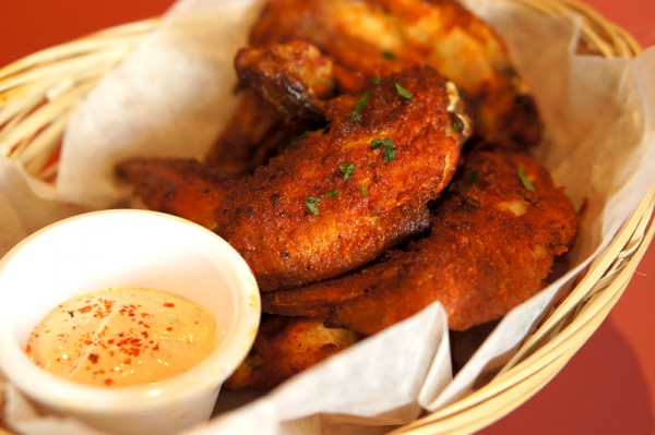 Extra Virgin Pizza United Square - Lo & Behold Group - Baked Chicken Wings