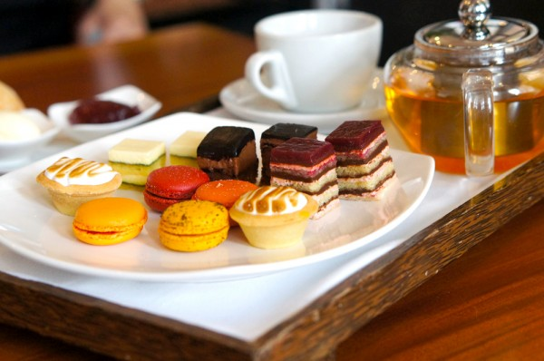 Halia | Raffles Hotel | Afternoon Tea