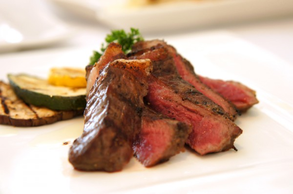 LaBrezza Weekend Prosecco Brunch - The St. Regis Singapore - Barbequed Beef Striploin