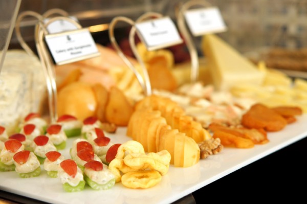 LaBrezza Weekend Prosecco Brunch - The St. Regis Singapore - Cheese Section