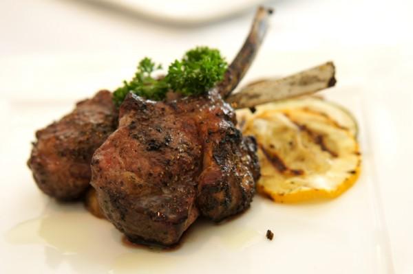 LaBrezza Weekend Prosecco Brunch - The St. Regis Singapore - Grilled Australian Lamb Chop