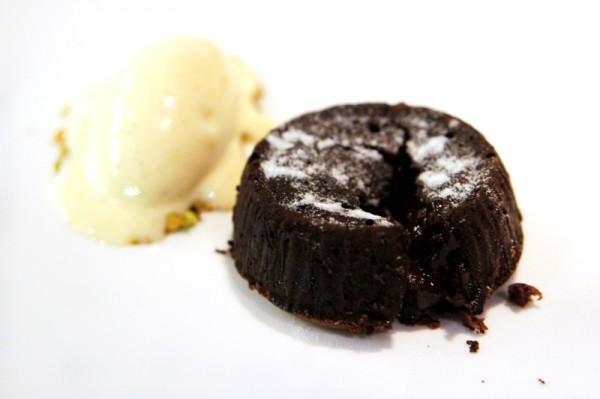 Recipes by SHATEC - 30th Anniversary Dinner Set Menu - Fondant Au Chocolat