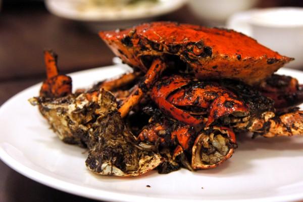 Red House Seafood 68 Prinsep Street - Spicy Black Pepper Crab