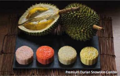 Goodwood Park Hotel Durian Mooncakes
