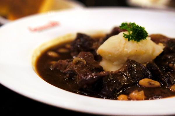 Serenity Spanish Restaurant - Ngee Ann City - Braised Beef Tendon
