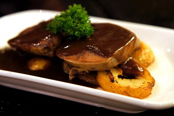 Serenity Spanish Restaurant - Ngee Ann City - Char-grilled Braised Beef Tongue