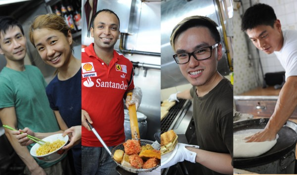 """Shangri-La Hotel, Singapore """"Hawker Heritage – The Next Chapter"""" - Young Hawkers"""