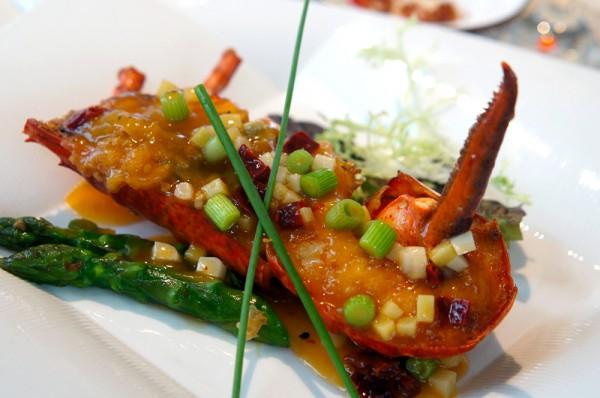 Baked Lobster | Summer Pavilion