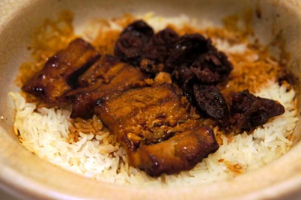 Man Fu Yuan InterContinental Singapore - Traditional Clay Pot Rice
