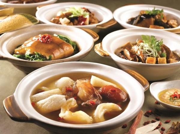 Man Fu Yuan InterContinental Singapore - Winter Solstice Claypot Dishes