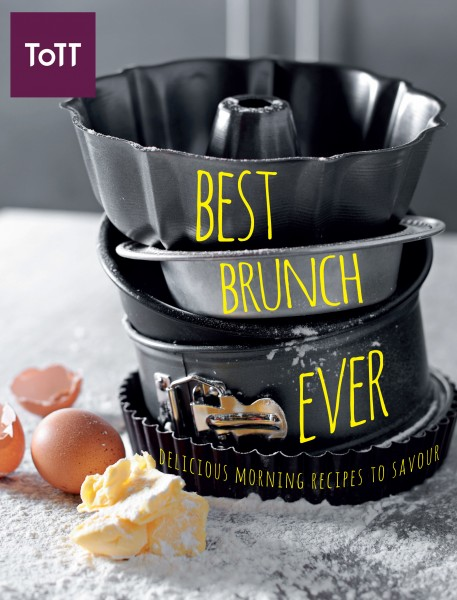 Six&Seven Giveaway - Best Brunch Ever - Delicious Morning Recipes To Savour Cookbook Cover