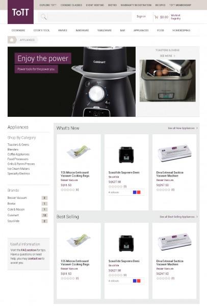 Six&Seven Giveaway - ToTT e-commerce site