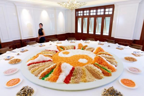Man Fu Yuan Intercontinental Singapore - $888 Prosperous Man Fu Yuan Yusheng