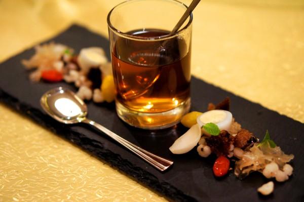 World Gourmet Summit 2014 - 8 Treasures White Tremella Mushroom Herbal Tea