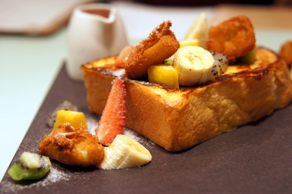 The Missing Pan, Bukit Timah - French Toast Salpicon