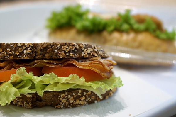Famous Japanese Bakery Asanoya in Singapore - Sandwiches