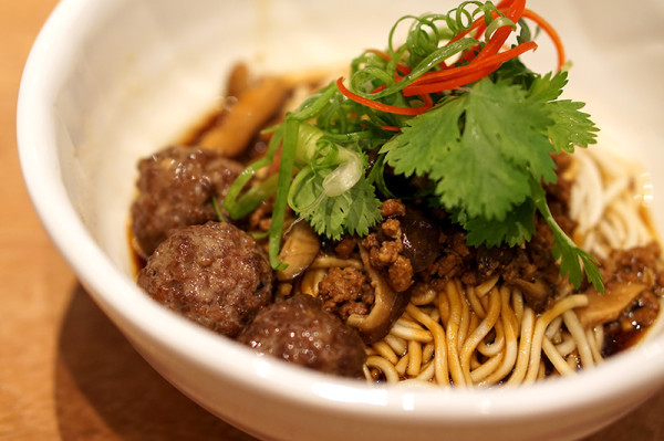 Grub Noodle Bar Rangoon Road - Beef Noodles