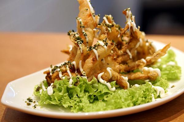 Grub Noodle Bar Rangoon Road - Soft Shell Crab
