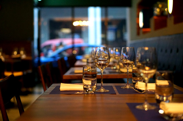 Fine Dining Restaurant Sorrel, Boon Tat Street - Setting