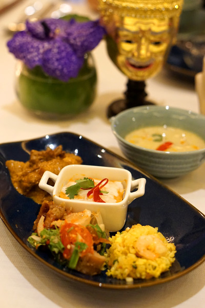 The Best of Thai at One Farrer Hotel & Spa - Guest Chef Aek Charttrakul - Highlights