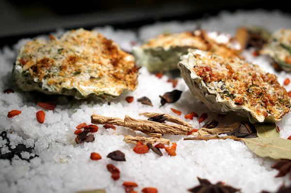 The Westin Singapore Seasonal Tastes - Seafood Night Promotion 19-28 Mar 2015Oysters Rockefeller