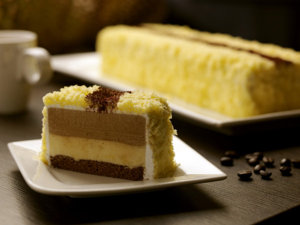 Goodwood Park Hotel Durian Cappuccino Cake