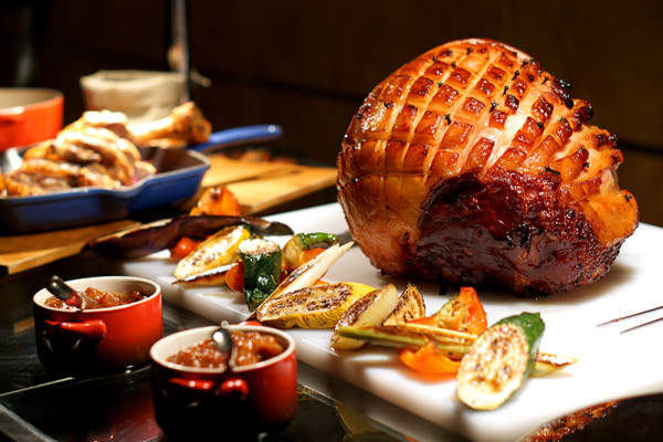 Pan Pacific Singapore - Christmas 2014 Offerings