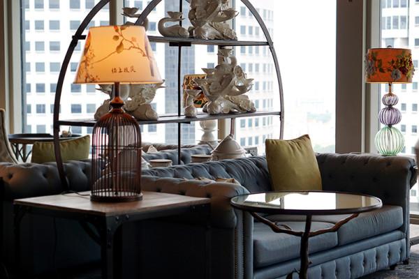 Pan Pacific Singapore - Pacific Club Lounge