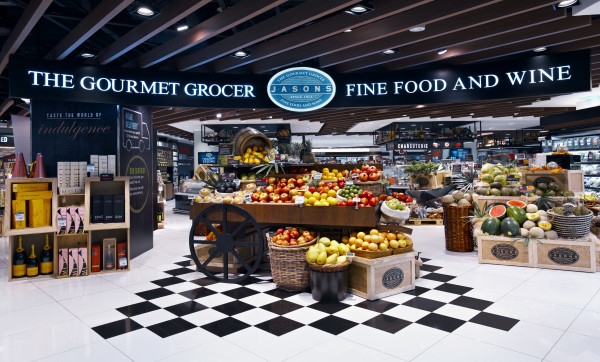 Jasons The Gourmet Grocer - Orchard Entrance