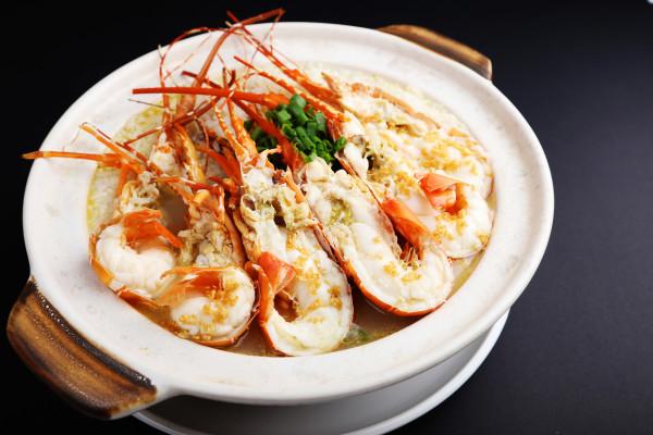 Diamond Kitchen Lobster Porridge