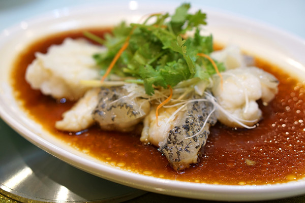 Diamond Kitchen at Science Park - Hong Kong Steamed Giant Grouper