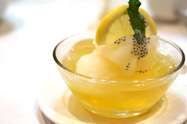 Diamond Kitchen at Science Park - Lemongrass Jelly