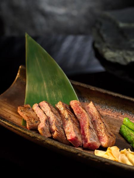 Yonezawa Wagyu Beef Promotion at Keyaki, Pan Pacific Singapore - Grilled Miso-Cured Wagyu Sirloin