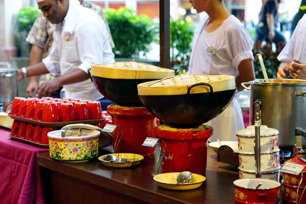 Heritage Flavours at Ellenborough Market Cafe