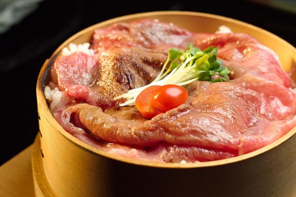 Yonezawa Wagyu Beef Promotion at Keyaki, Pan Pacific Singapore - Steamed Wagyu Ribeye on Rice2