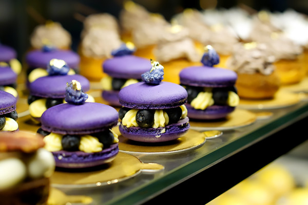 Colony at The Ritz-Carlton Millenia Singapore - Desserts2